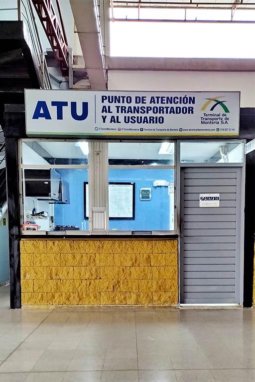 Oficina de Atención al Transportador y al Usuarios – ATU